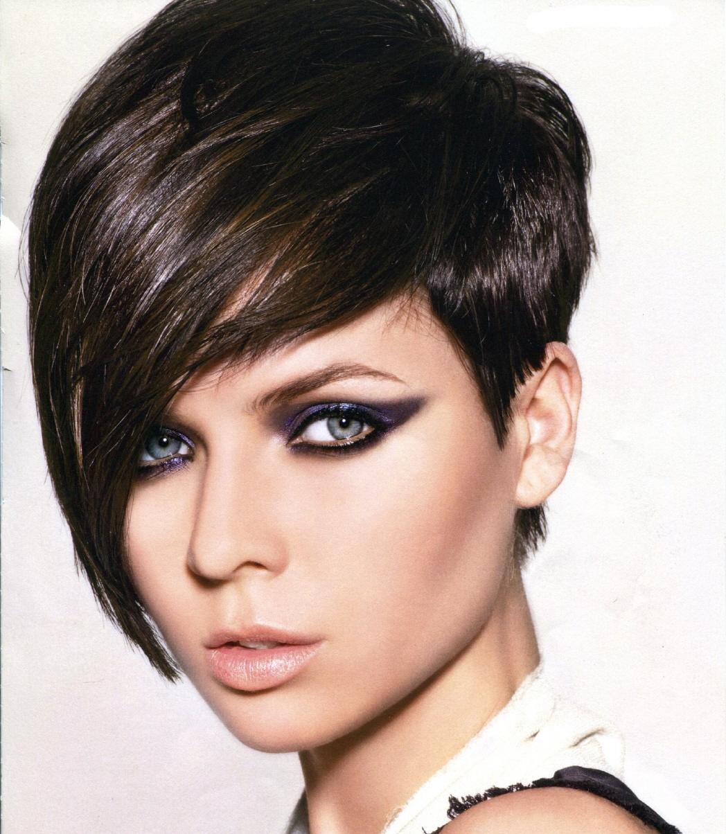 Современные модели женских стрижек на короткие волосы