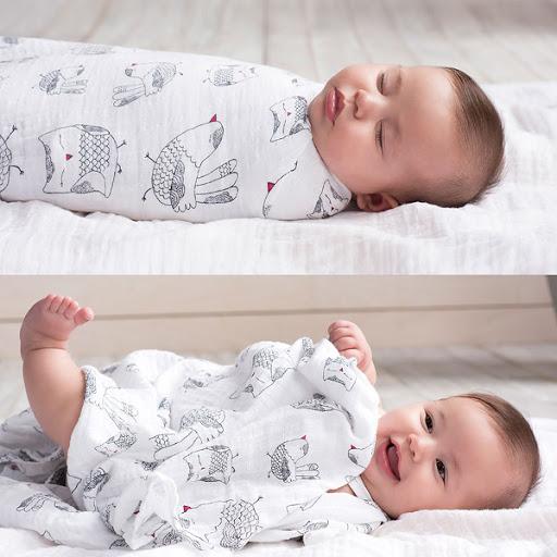 Пеленание новорожденного — размеры пеленок по стандарту ГОСТа